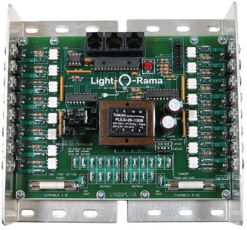 Light-O-Rama Controller