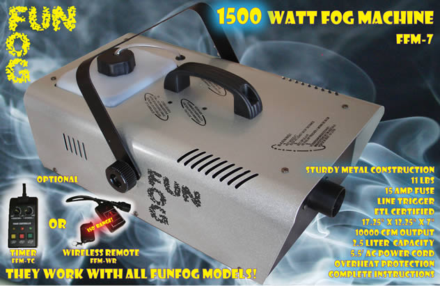 v915 fog machine
