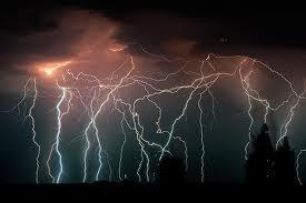 halloween thunder lightning machine - Hallowen Costum Udaf on
